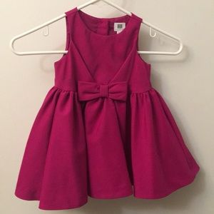 Janie and Jack special occasion purples dress